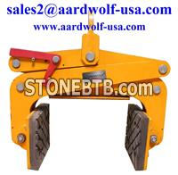 SCISSOR CLAMP - stone handling equipment ,lifter, handling equipment, stone clamp, material handling equipment, granite, marble
