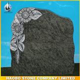 Olive Green Granite Headstone Wholesale