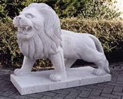 Stone Animal Carving