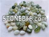 Decorative pebble stone
