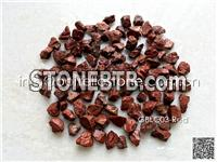 natural color stone gravel