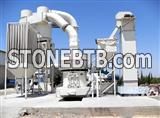 The advantages of limestone Raymond roller mill for superfine powder