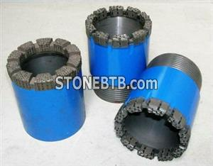 suface set diamond drill bit,core bit for geological exploring