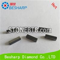 PCD cutting blanks for stone cutting and rock cutting