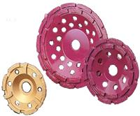 LD20216   Double Row Cup Wheel