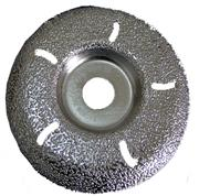 LD20221  Brazed Grinding Disk With Holes