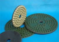 LD10112 Diamond Grinding Disc With Velcor Or Rubber