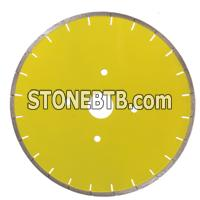 Nature Stone-Silver Brazed Saw Blade for Marble