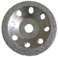 LD20218  Brazed Cup Wheel