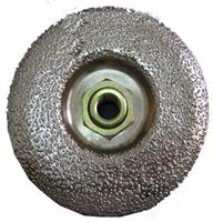 LD20220   Brazed Grinding Disk With Continuous Rim