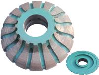 CNC Profile Wheel with Slots