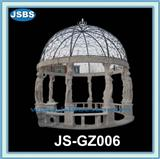 Outdoor Stone gazebo