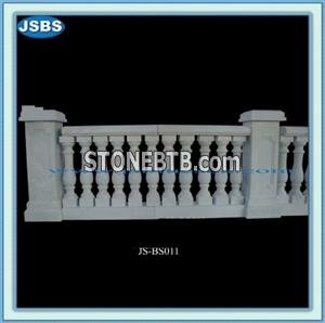 Marble Baluster and Railing