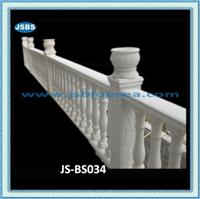 China White Natural Stone Balustrade