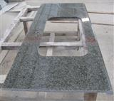 Chengde Green Kitchen Granite Countertops