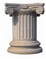 Chinese Granite Column Pillars Base