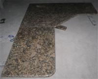 Giallo Fiorito Granite Bar Tops