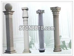 Marble Granite Column Pillars