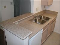 Sunset Gold Granite Kitchen Countertop  G682