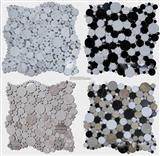 Marble Granite Mosaic Tiles For Wall, Floor