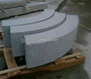 China Granite Kerbstone