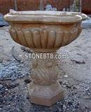 Granite Flower Pots Planters