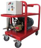 Ultra high pressure water cleaner