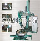 Head polishing machine