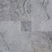 Silver High Honed Versailles Pattern Travertine
