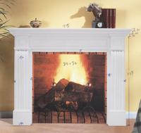Marble Fireplace  LB-01