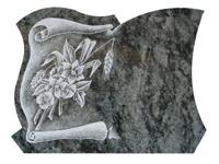 Granite Tombstone LM-H03