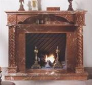 LB-27 Marble Fireplace
