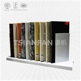 Trendy quartz stone countertops display rack-SRT2021