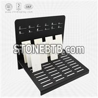 Stamping steel quartz stone countertops rack-SRT2020