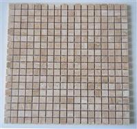 Marble Mosaic/Beige Turkish Travertine Mosaic