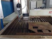 Water Jet Cutting Machine With Auto Height Detection System