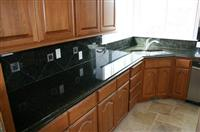 Countertop Vanity Top Kitchen Countertop Granite Countertop Verde Ubatuba Granite Countertop Supplier