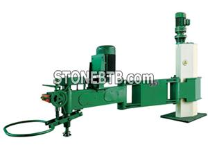 used granite polishing machine