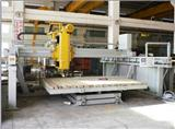 Laser bridge saw