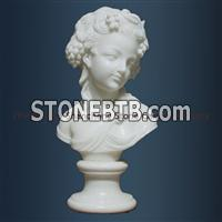 Stone/Marble Bust Carving