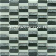 Mix Colors Stone Mosaic