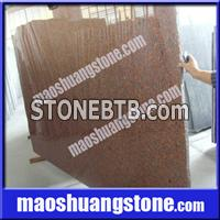 Maple Red G562 Granite Slab