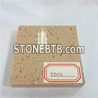 20mm light pink glass artificial stone for construction material
