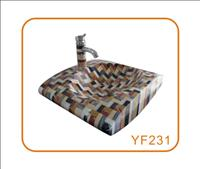 Mosaic Bathroom Sinks
