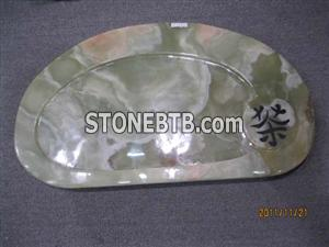 Onyx Tea Tray with Low Price