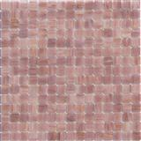 G42 pink gold line glass mosaic bathroom mosaic bisazza style glass mosaic