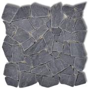 LIMB1 bluestone mosaic limestone crazy paving marble mosaic bathroom tile