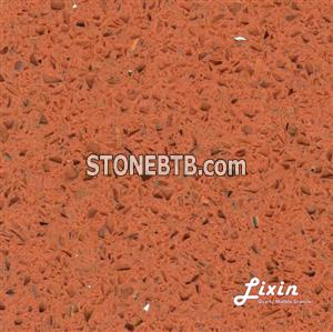 Artificial Quartz Countertop F18 (Quartz Products, Bathroom Furniture, Stairs, Kitchen Top, Countert