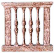 Artistic Marble Baluster