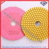 Diamond Polishing Pads for polishing stone material tools
